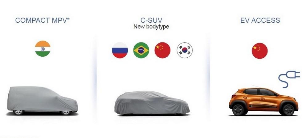 Иллюстрация из презентации Renault.