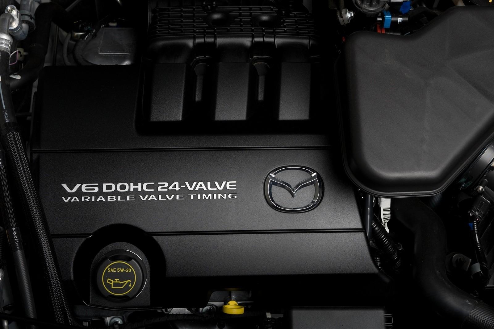 Под капотом Mazda CX-9 Worldwide '2008–09