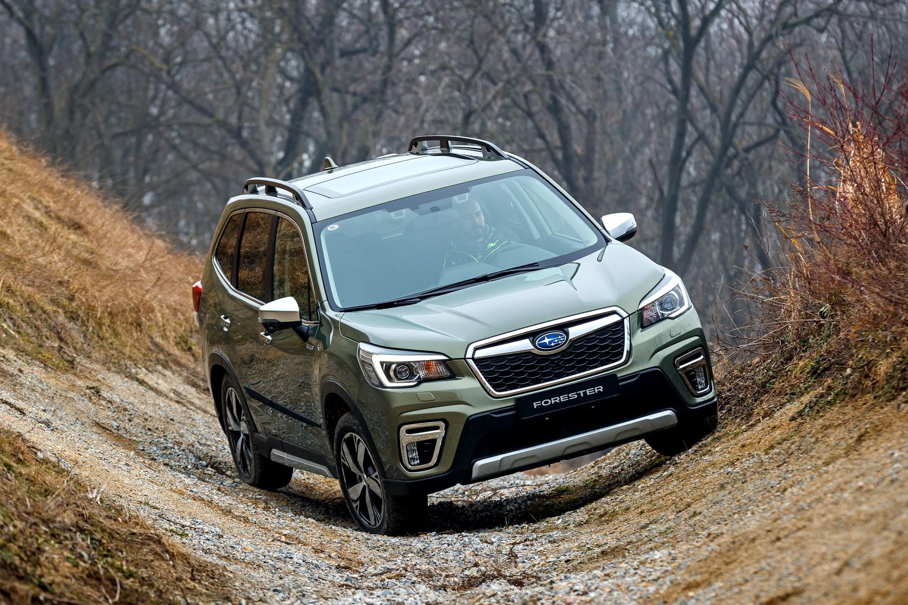 Дымят и чахнут: Subaru отзывает в России кроссоверы Forester