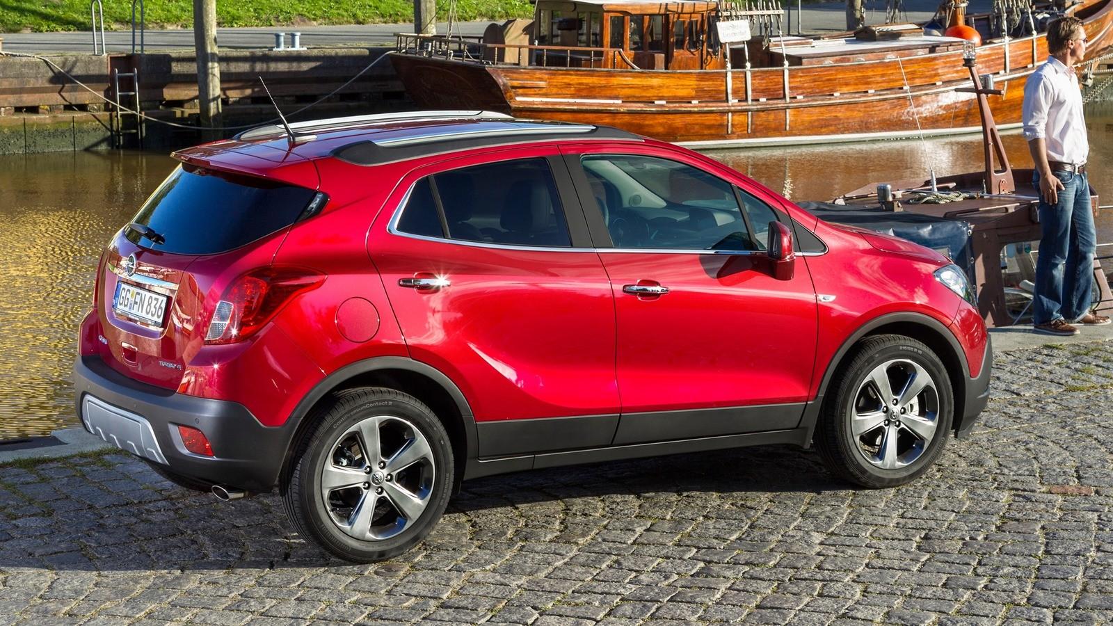 Opel Mokka Turbo 4х4 '2021–16