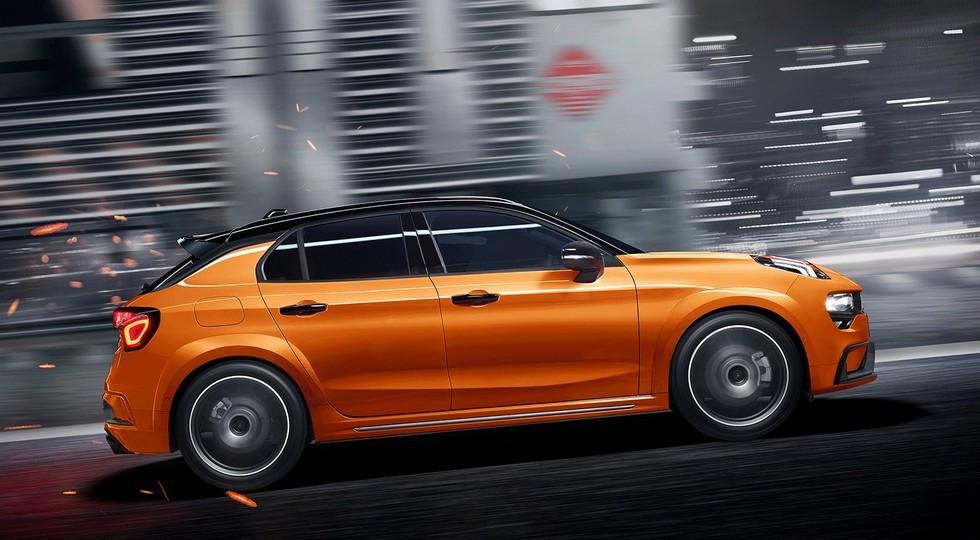 Превратившийся из SUV в хот-хэтч Lynk & Co 02 готовится к старту продаж: 6,2 секунды до сотни