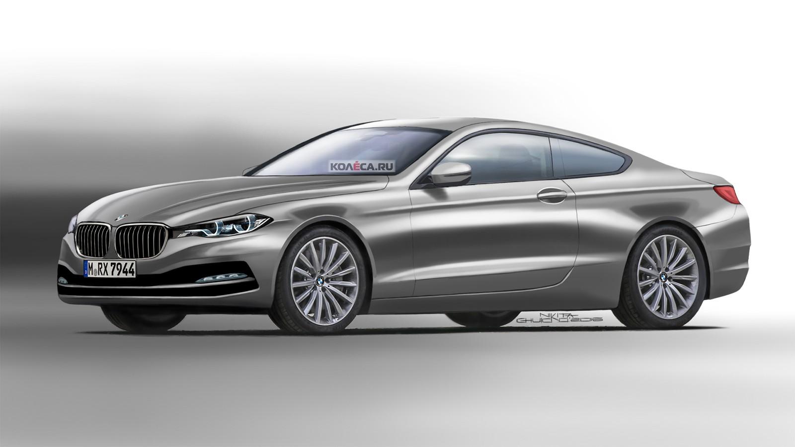 BMW 6er front