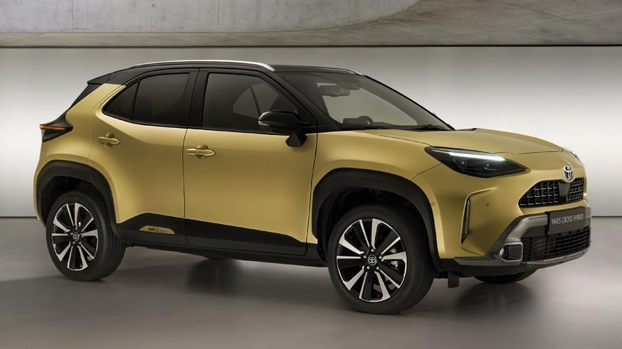 Маленький кроссовер Toyota Yaris Cross обзавёлся новой «внедорожной» версией