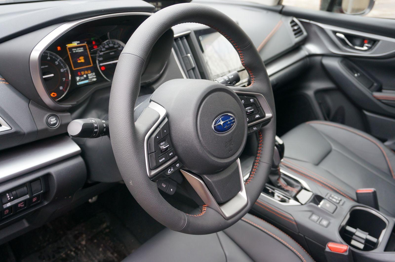 Мощнее, умнее, упруже… дороже: тест-драйв обновленного Subaru XV