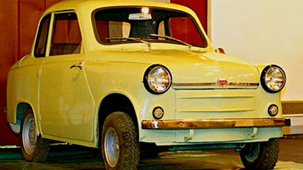 ГАЗ-18 с ручным управлением