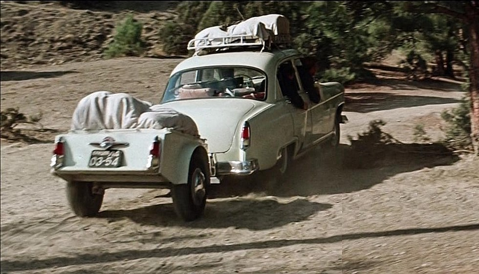 кадр из фильма 3 плюс 2