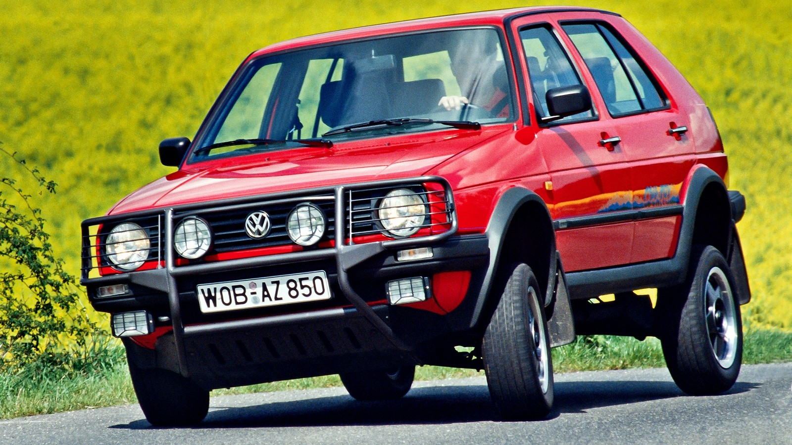Volkswagen Golf Country (Typ 1G) '04.1990–12.1991ф
