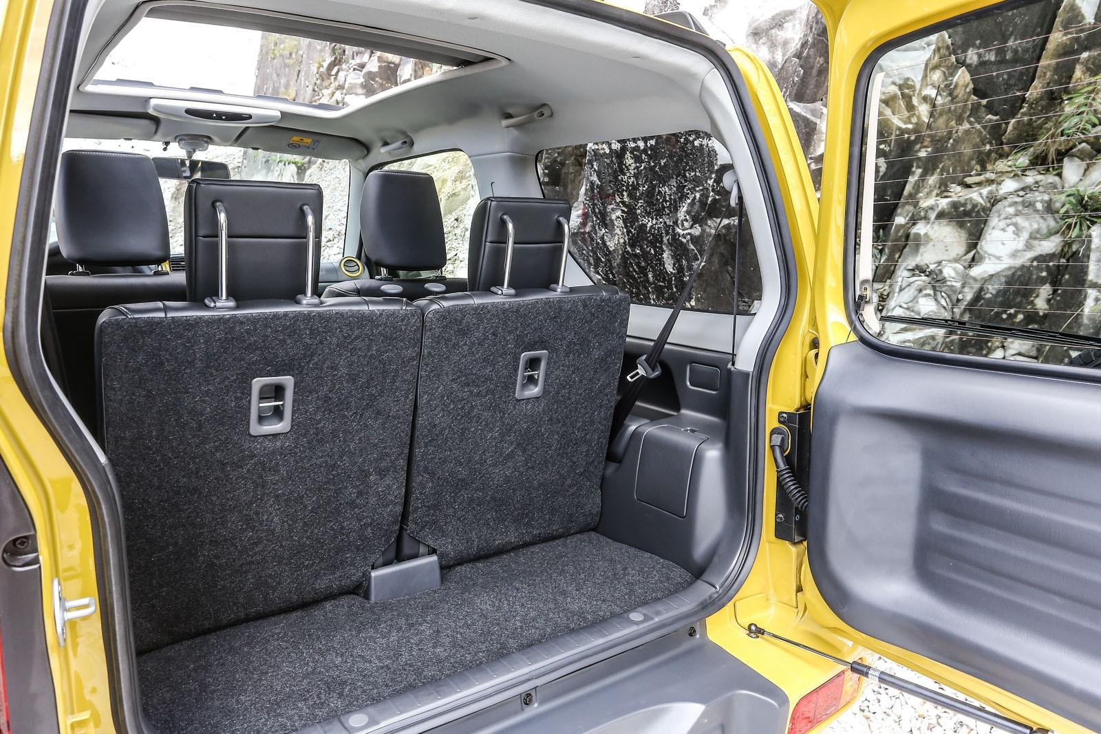 5 причин покупать и не покупать Suzuki Jimny III поколения