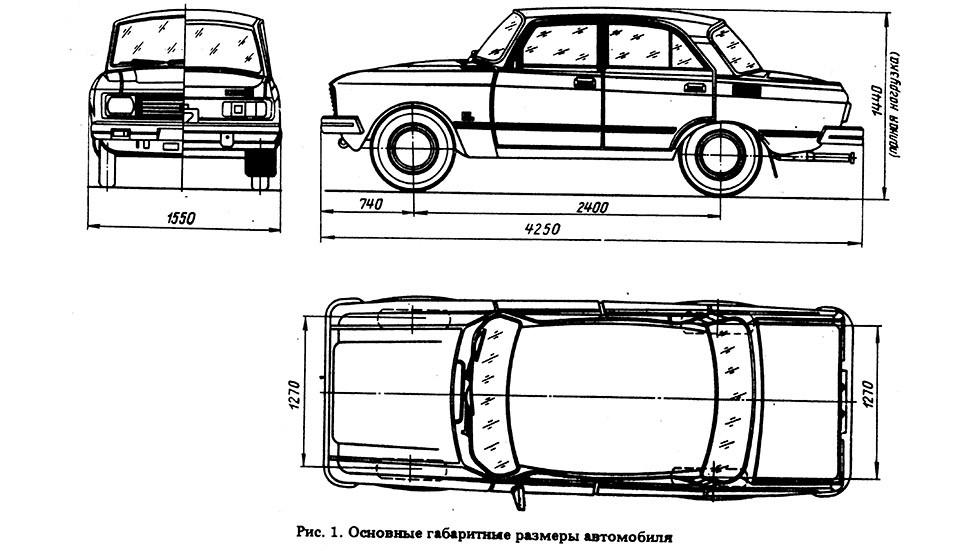 Москвич схема