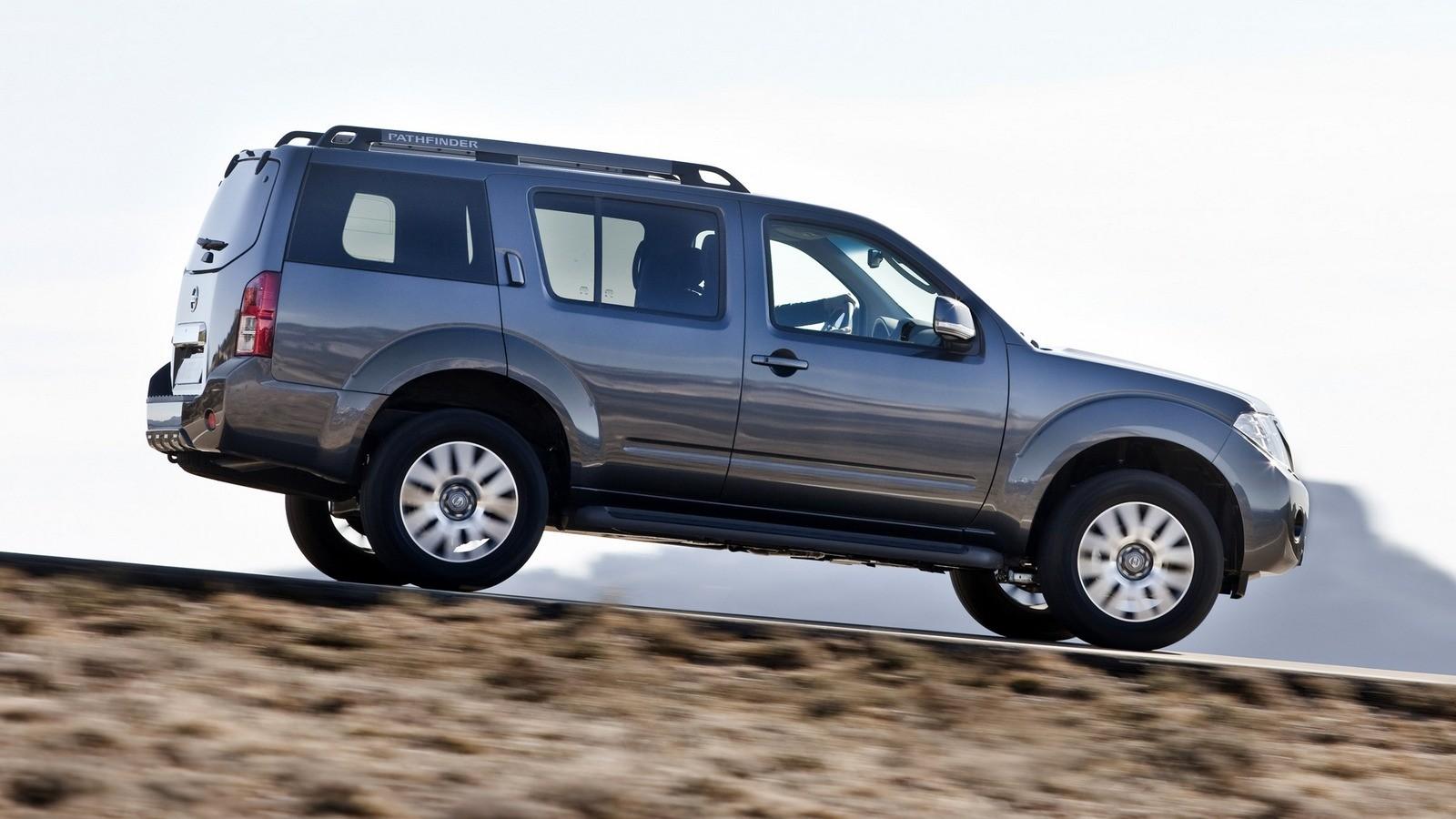 Nissan Pathfinder (R51) '2010–14ы