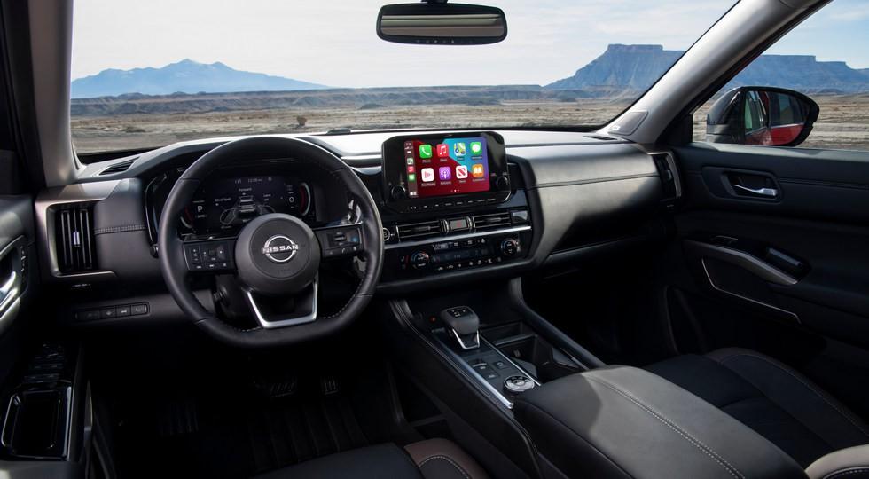 Nissan Pathfinder для России: каким будет адаптированный вариант?