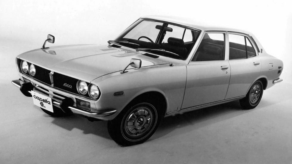 Mazda Capella 1600 GL (SNA) '1971–74