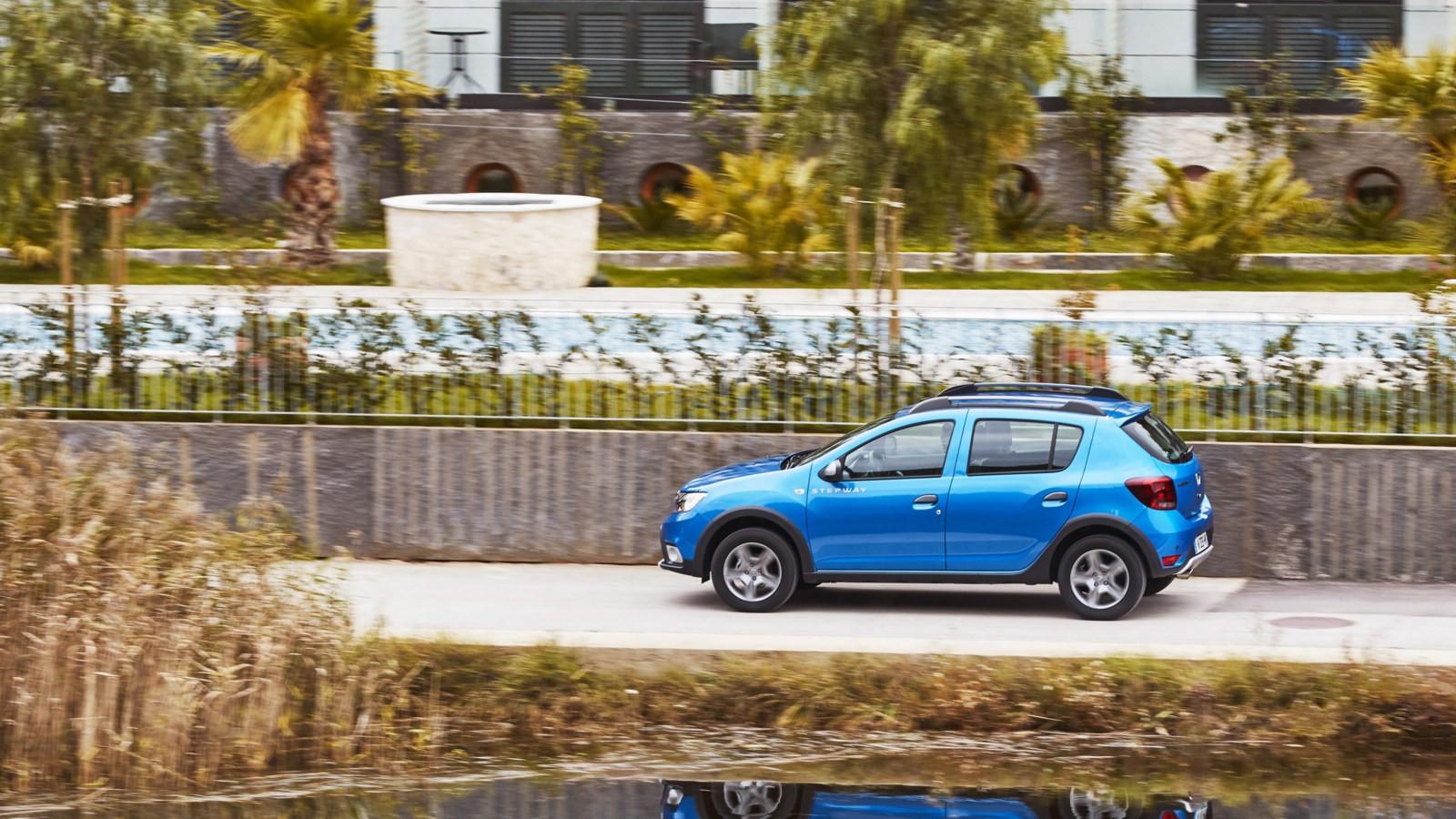 Dacia Sandero Stepway (текущее поколение)