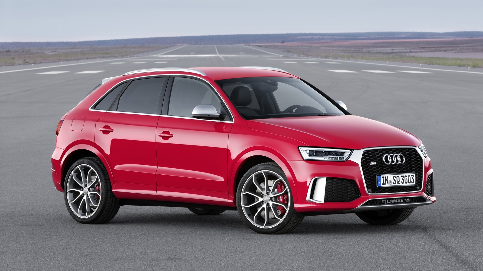На фото: Audi RS Q3 '2015–н.в.