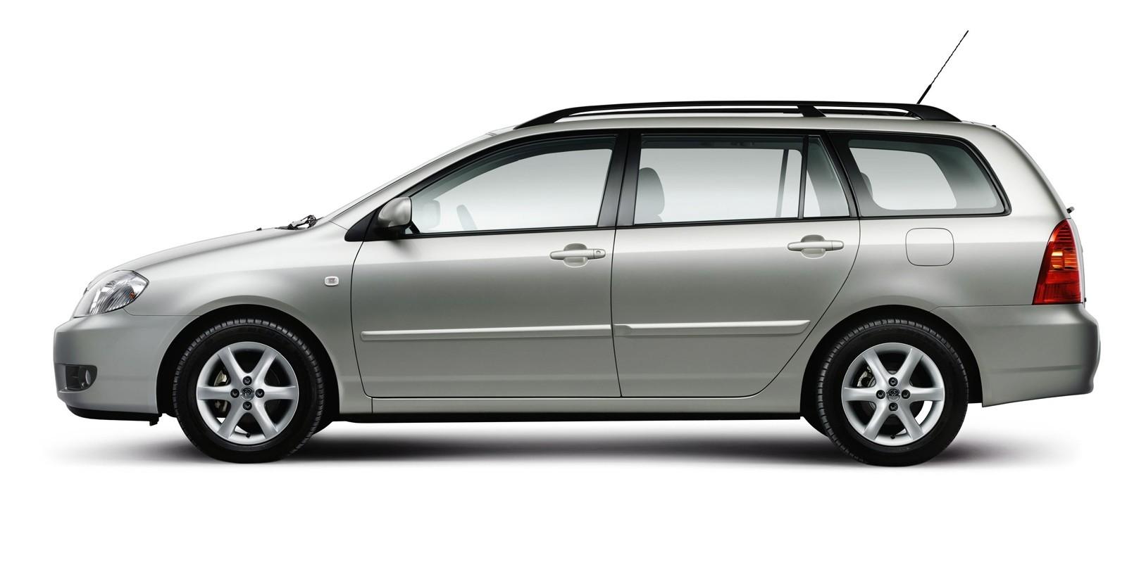 Toyota Corolla Wagon '2004–07