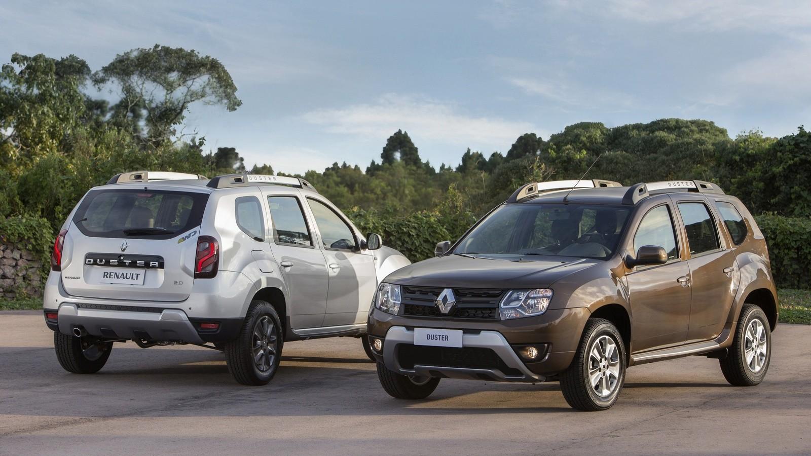Renault Duster BR-spec '2015–н.в.