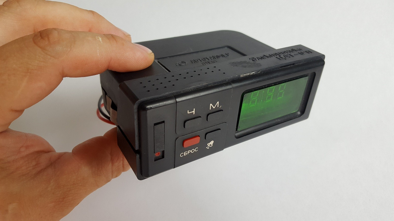 Электроника ЦАТ-011