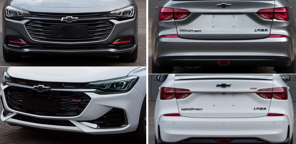 Chevrolet Monza'2018