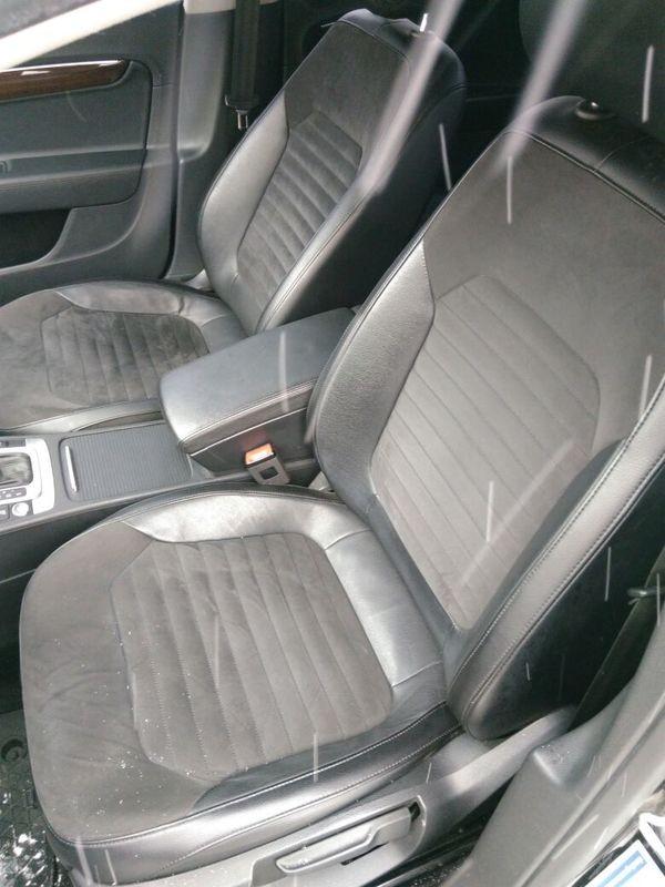 Volkswagen Passat B7 салон