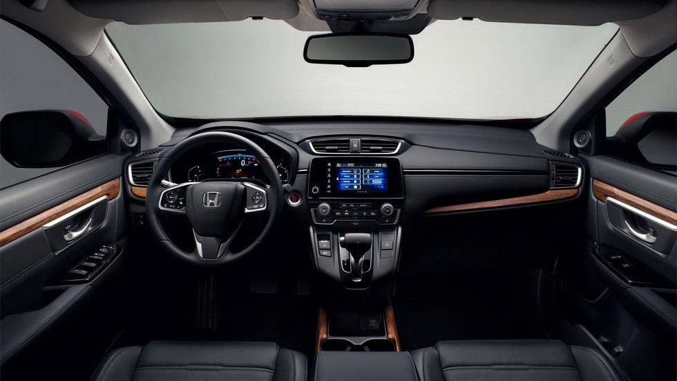 Honda revela o Novo Honda CR-V no Salão Automóvel de Genebra