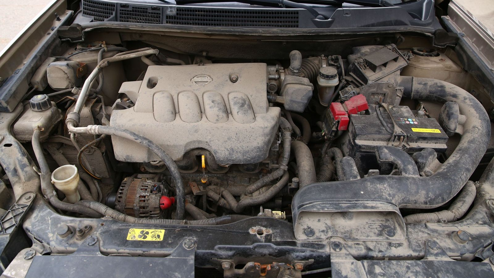 Nissan Qashqai I с пробегом: вой подшипников и привередливая поршневая