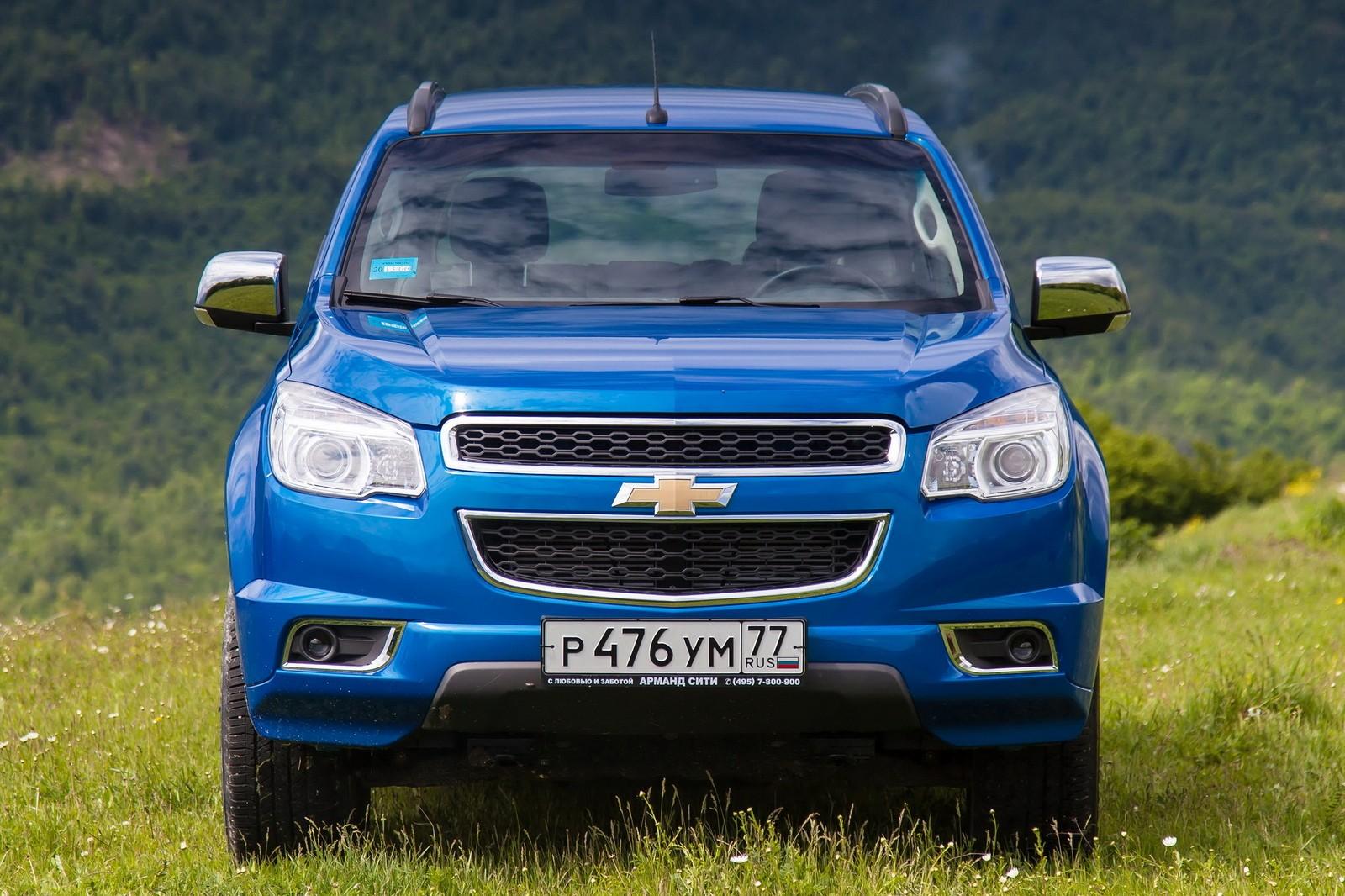 Еще семиместный, на раме и с дизелем: стоит ли покупать Chevrolet TrailBlazer II за 1,3 миллиона