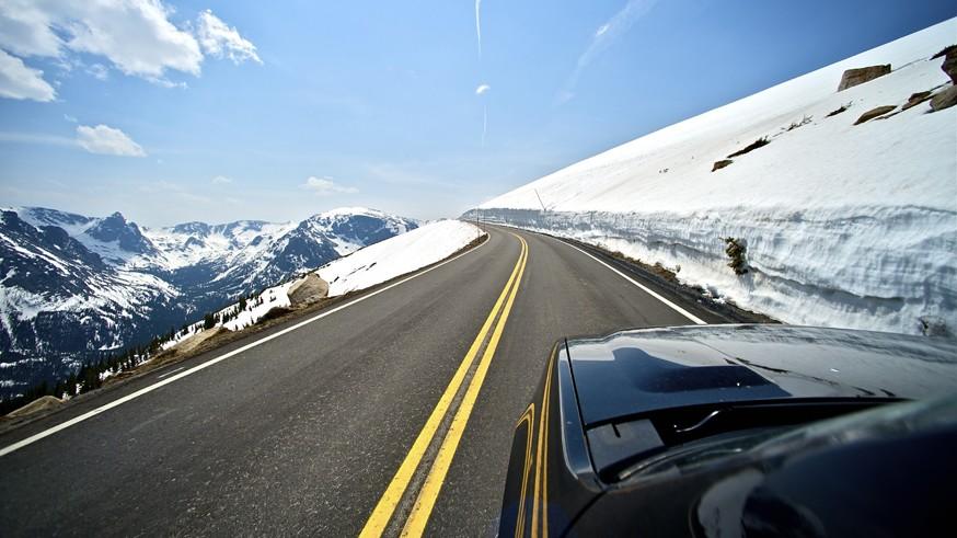 Ледовая трасса: в России появится ГОСТ для дорог, используемых только зимой