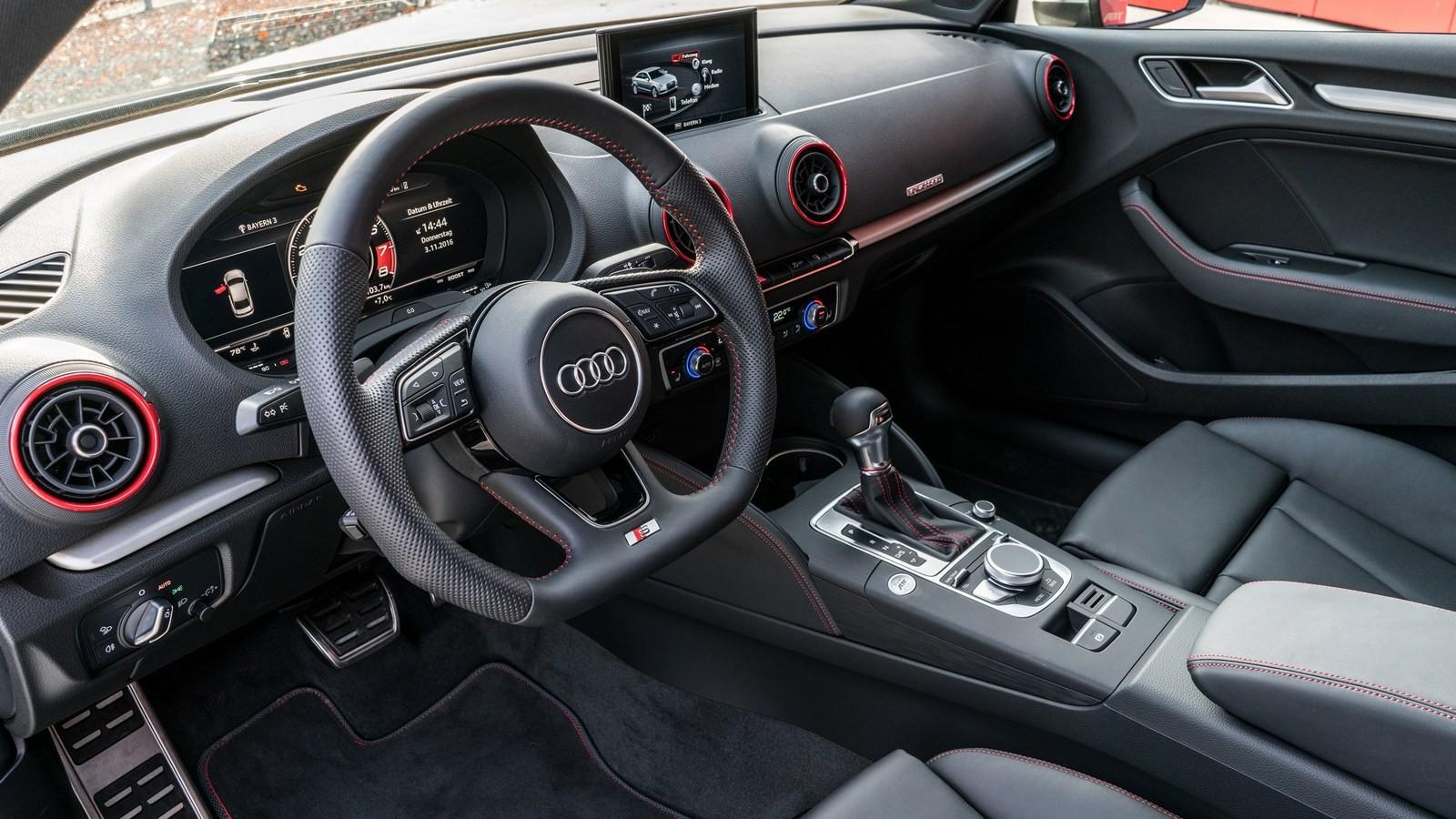Audi S3 от ABT Sportsline