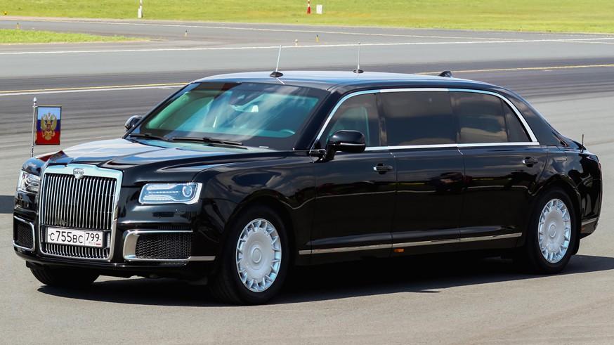 Для руководства Туркменистана закупят полную линейку автомобилей бренда Aurus