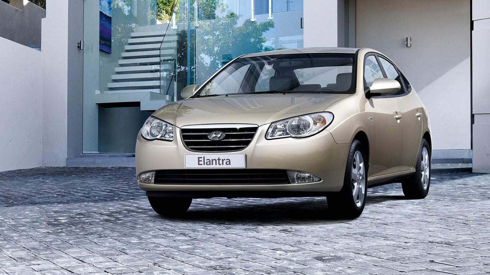 Hyundai Elantra (HD) '2006–10