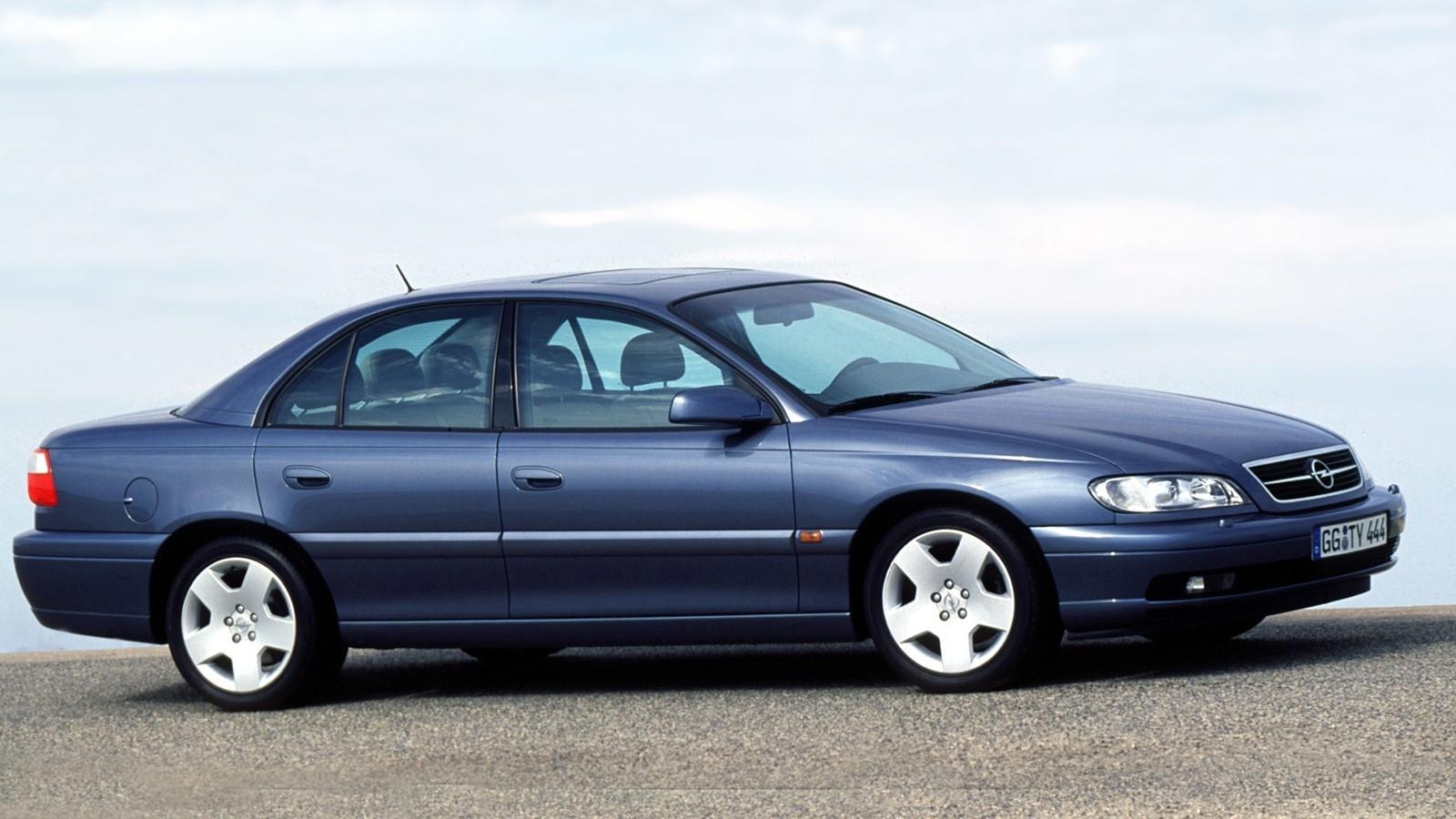 Opel Omega (B) '1999–2003