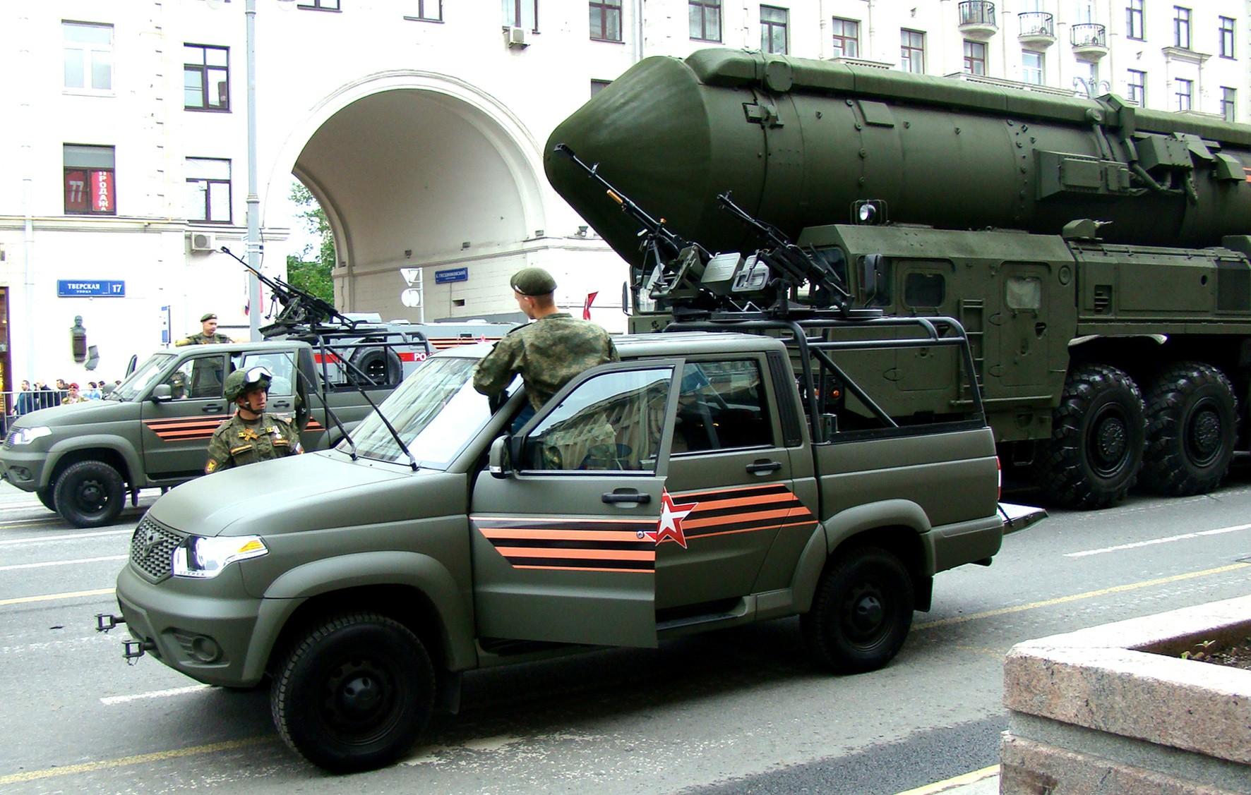 новая русская военная техника фото них