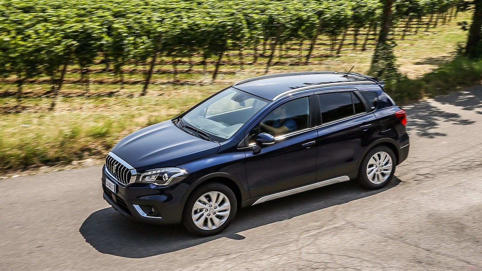 Suzuki SX4 S-Cross Worldwide '2016–н.в.