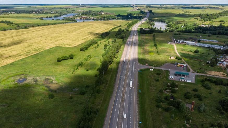 «Курортная дорога»: на платной трассе М-4 «Дон» открыли движение после реконструкции