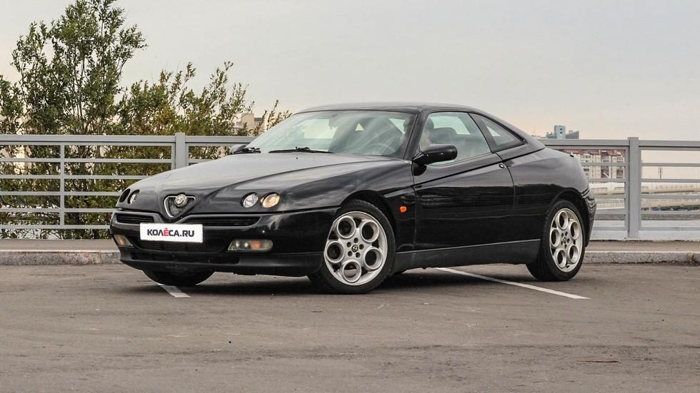 Alfa Romeo GTV три четверти (2)