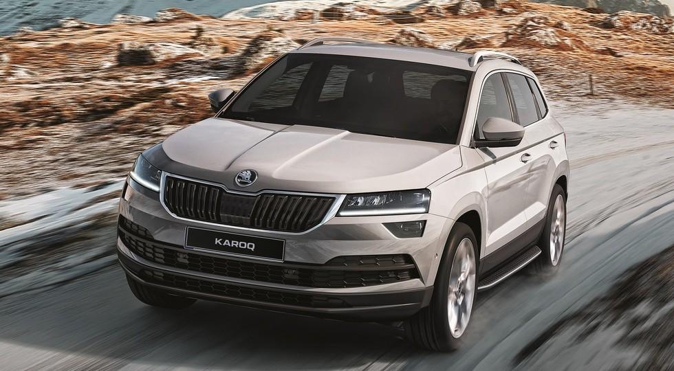 Skoda Karoq стартует в РФ: пока один мотор и передний привод, зато дешевле, чем ожидалось