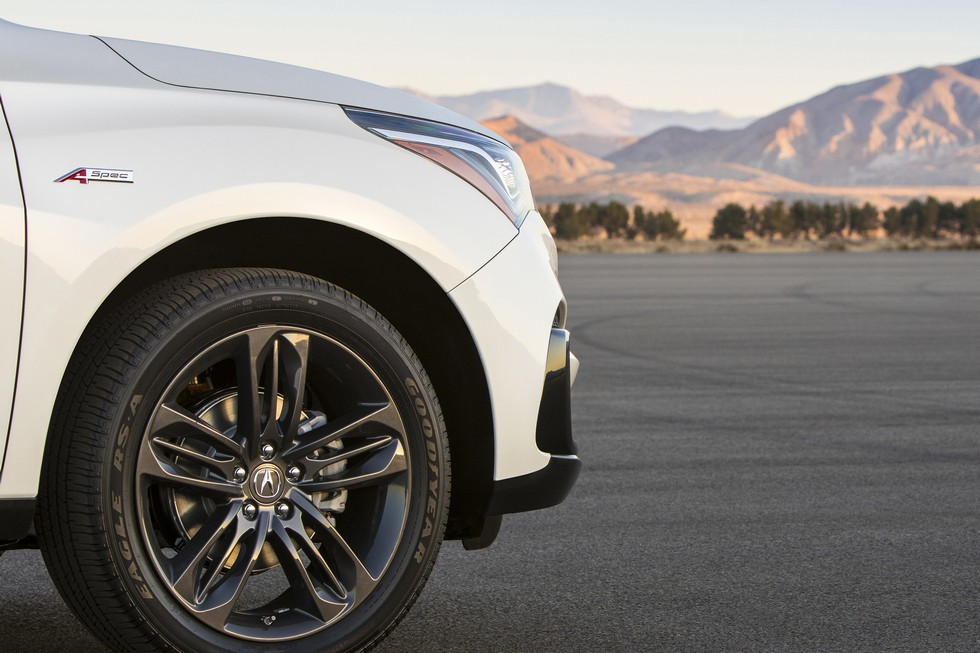 Turbocharged, Tech-Forward and Torque Vectoring: All-New 2019 Ac