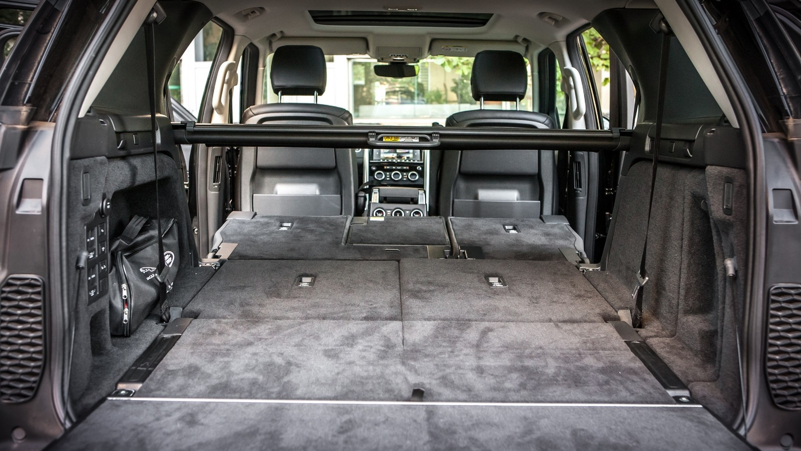 Land Rover Discovery багажник (3)