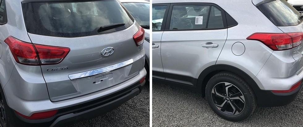 Обновленная Hyundai Creta для Бразилии