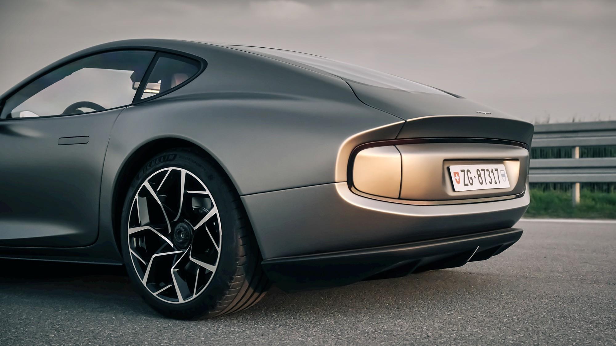 Купе Piech GT: объявлены технические характеристики, производство — в 2024 году