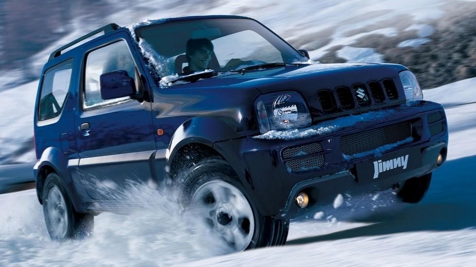 Suzuki Jimny (JB43) '2006–12