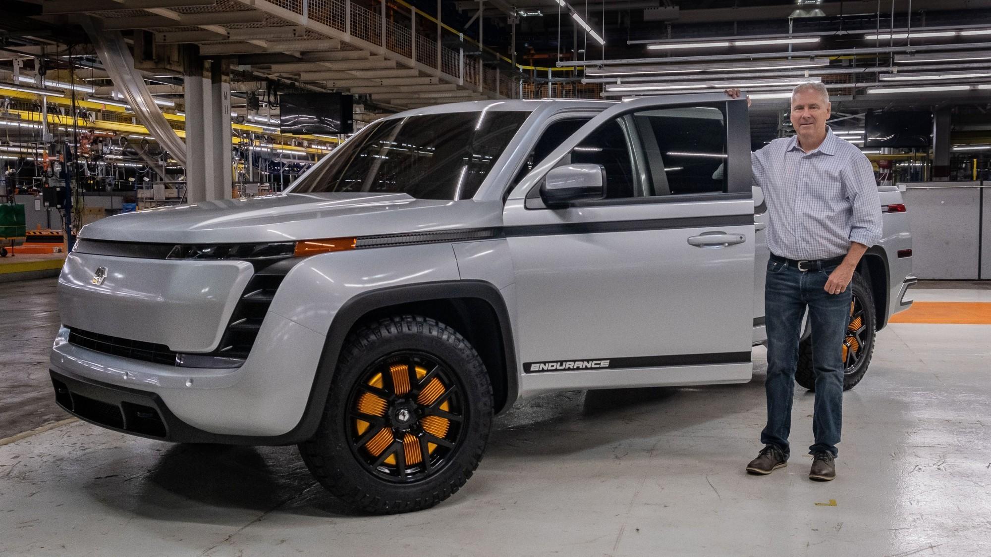 Денег нет, но вы держитесь: тонущий стартап Lordstown Motors покинул гендиректор