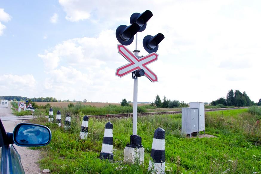 Борьба со смертностью на дорогах: в России ж/д переезды оборудуют камерами