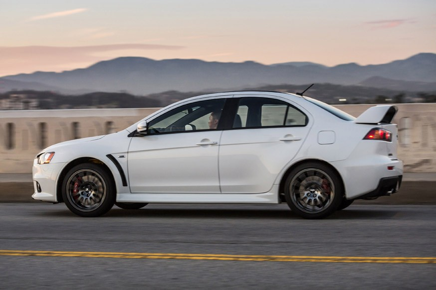 Пока не время: у Mitsubishi нет планов по возрождению Lancer Evolution