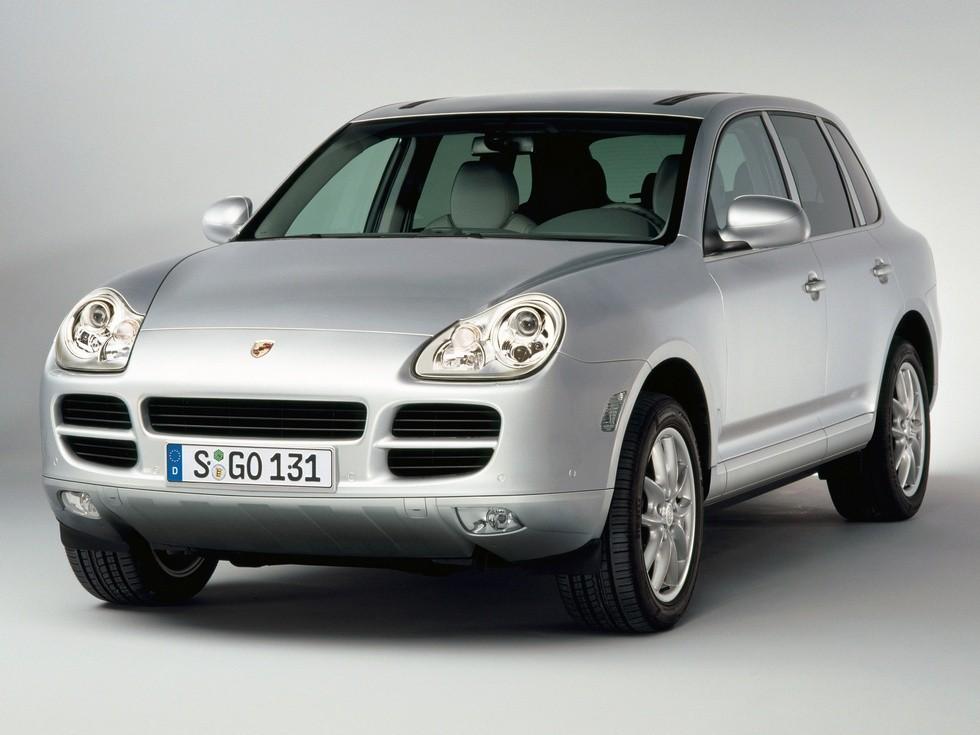 Porsche Cayenne (955) '2003–07