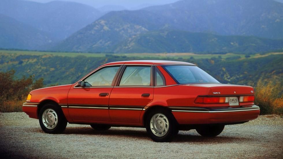 Ford Tempo Sedan 1988–91