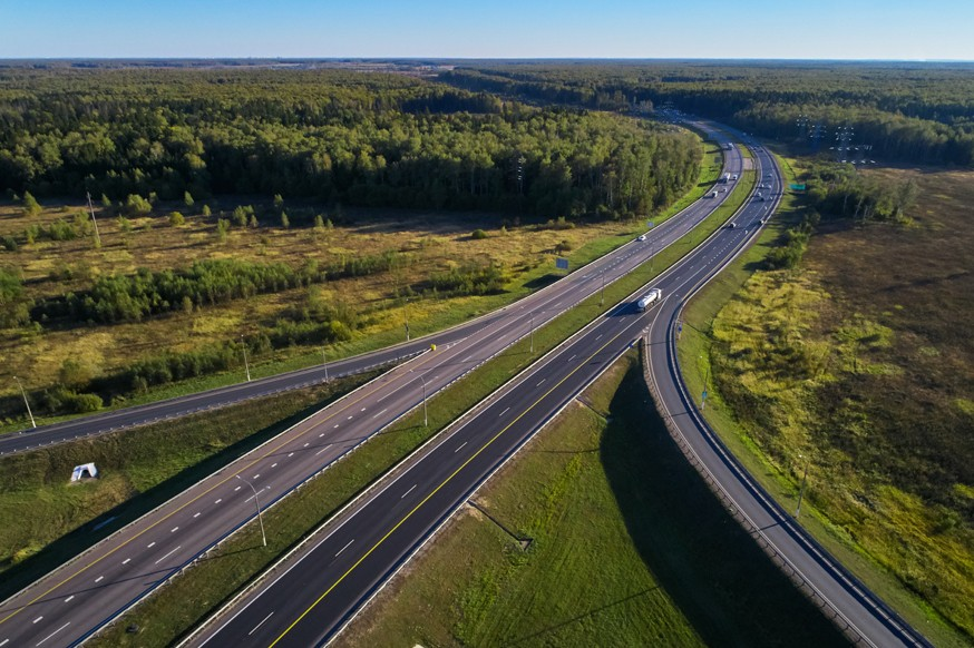 Дорога к местным курортам: капитальный ремонт одного из участков М-4 завершат в 2021 году