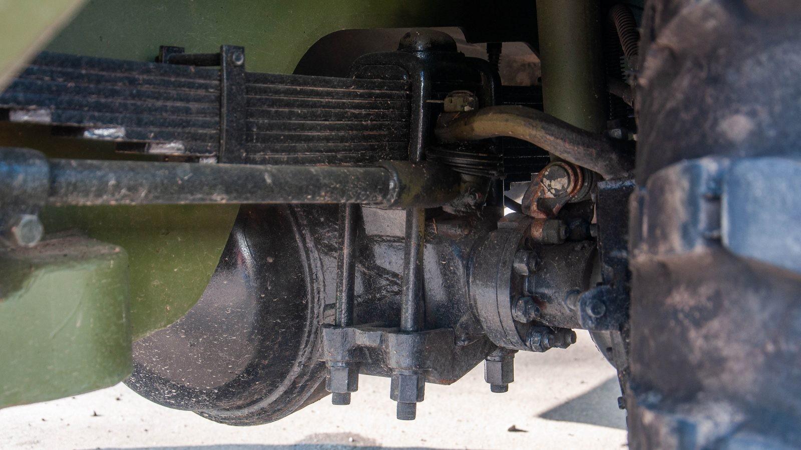 БРДМ-2 РХ подвеска