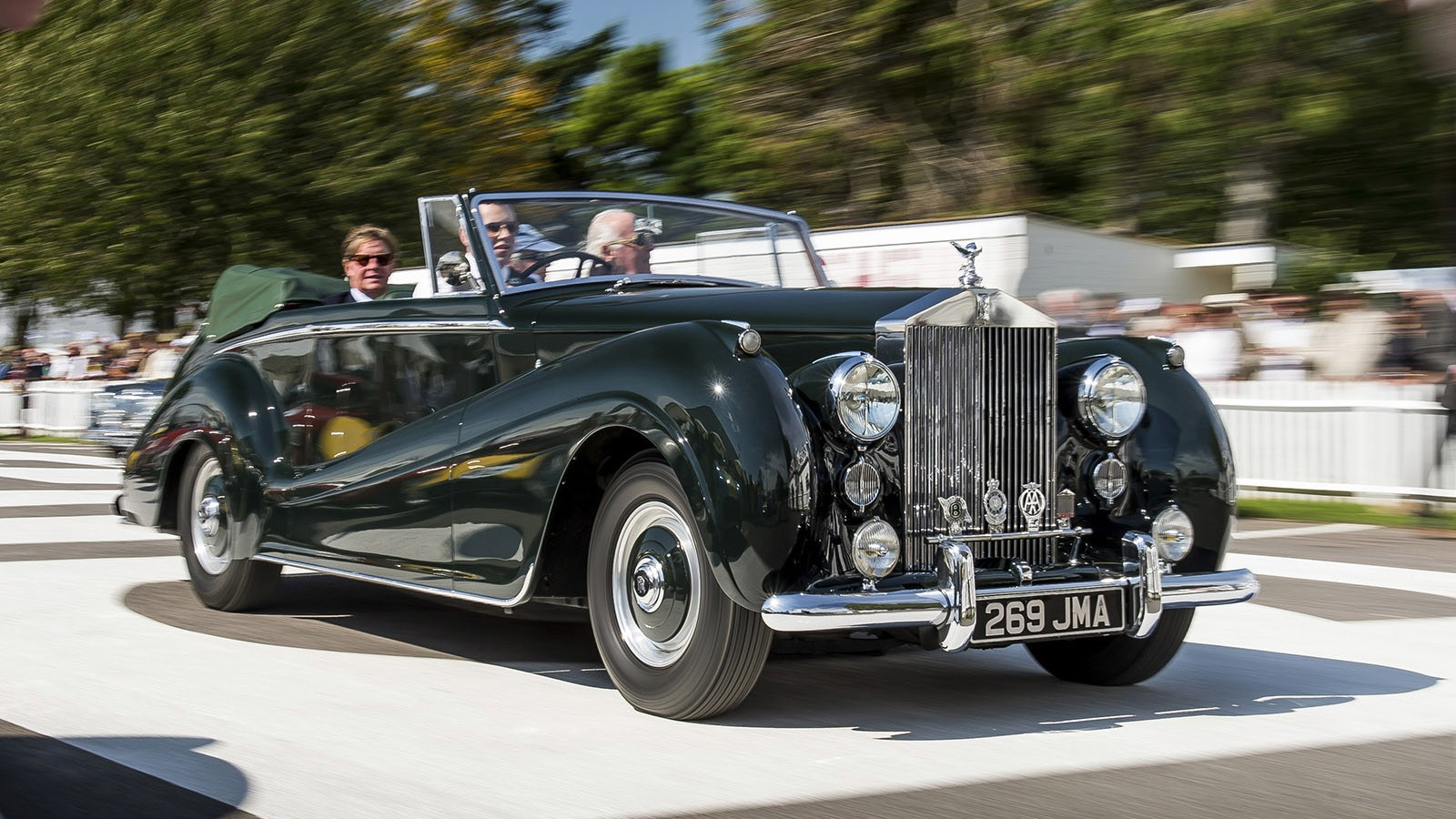 Goodwood Revival for Rolls-Royce Motor Cars Photo: James Lipman