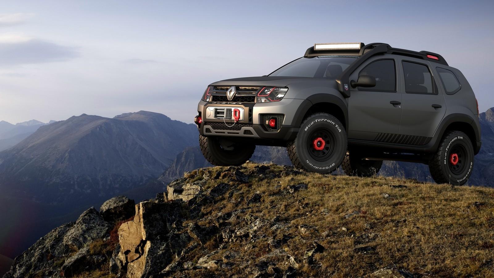 Концепт Renault Duster Extreme
